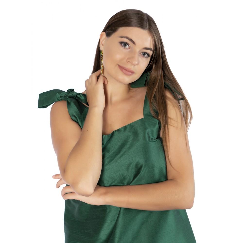 Bow Strap Dress