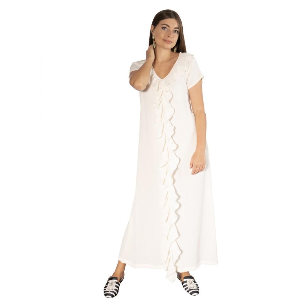 Light volan dress